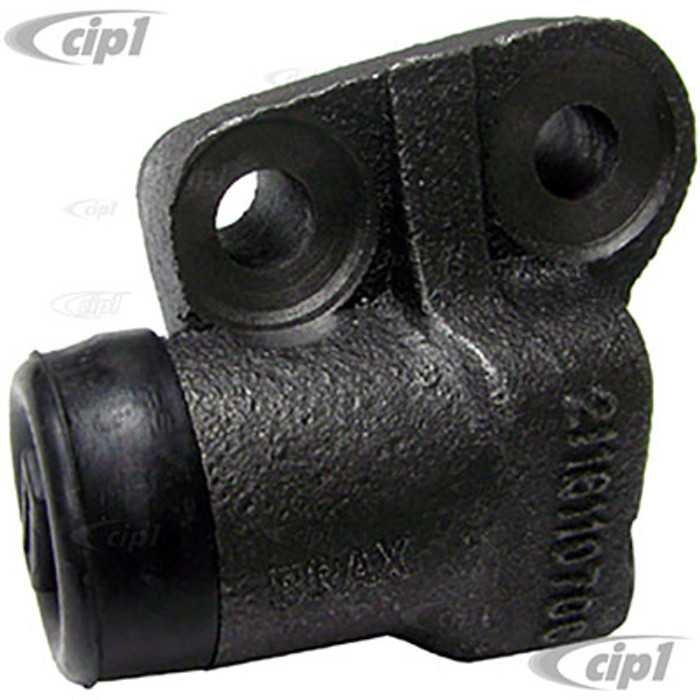 C33-S01073 - (211-611-070-C 211611070C) GERMAN QUALITY FROM C&C U.K. - FRONT WHEEL CYLINDER RIGHT UPPER OR LOWER - BUS 64-70 (BLEEDER VALVE SOLD SEP.) - SOLD EACH