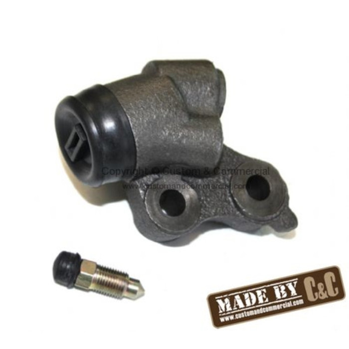 C33-S91069 - (211-611-069 211611069) - GERMAN QUALITY FROM C&C U.K. - FRONT WHEEL CYLINDER LEFT UPPER OR LOWER - BUS 55-63 - SOLD EACH