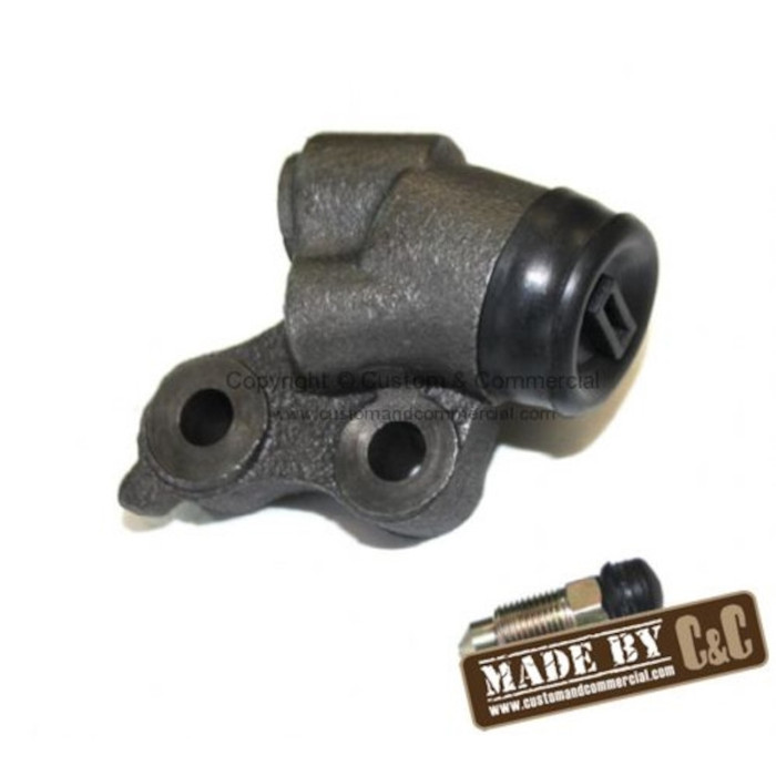 C33-S91070 - (211-611-070 211611070) - GERMAN QUALITY FROM C&C U.K. - FRONT WHEEL CYLINDER RIGHT UPPER OR LOWER (2 REQUIRED) - BUS 55-63 - SOLD EACH