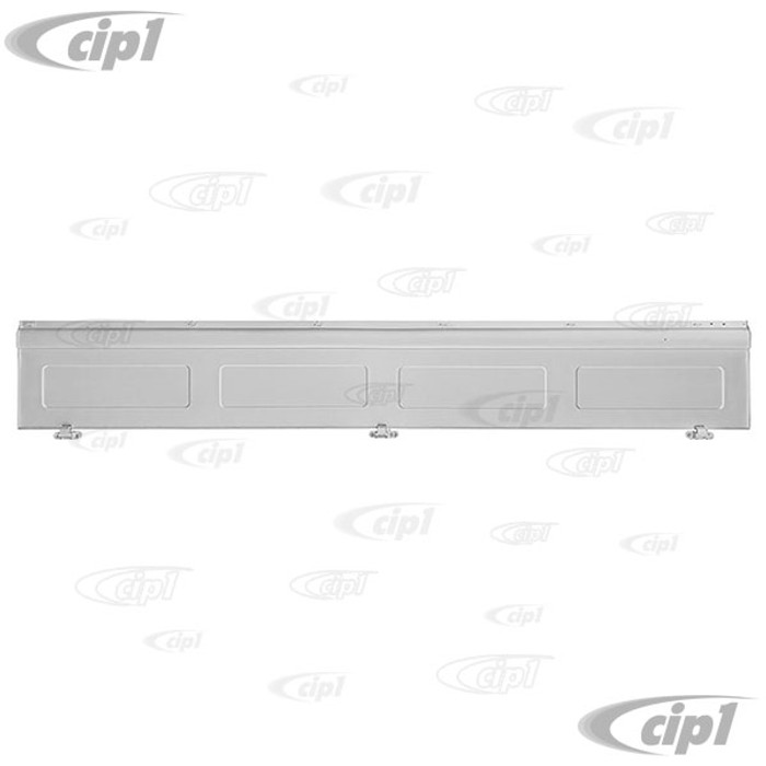 VWC-261-829-051-A - (261829051A) SILVER WELD-THROUGH PRIMER BY BBT - LEFT SIDE DROP GATE (IMAGE A ON LINE DRAWING) - BUS TYPE-2 PICK-UP 52-67 - SOLD EACH