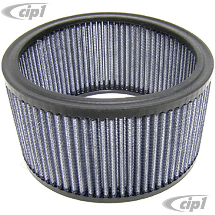 C26-129-502USA - (8734) MADE IN THE USA - REPLACEMENT GAUZE AIR FILTER ELEMENT - FOR 7 IN. X 4-1/2 IN OVAL CLEANER - 3-1/2 INCH HIGH - SOLD EACH