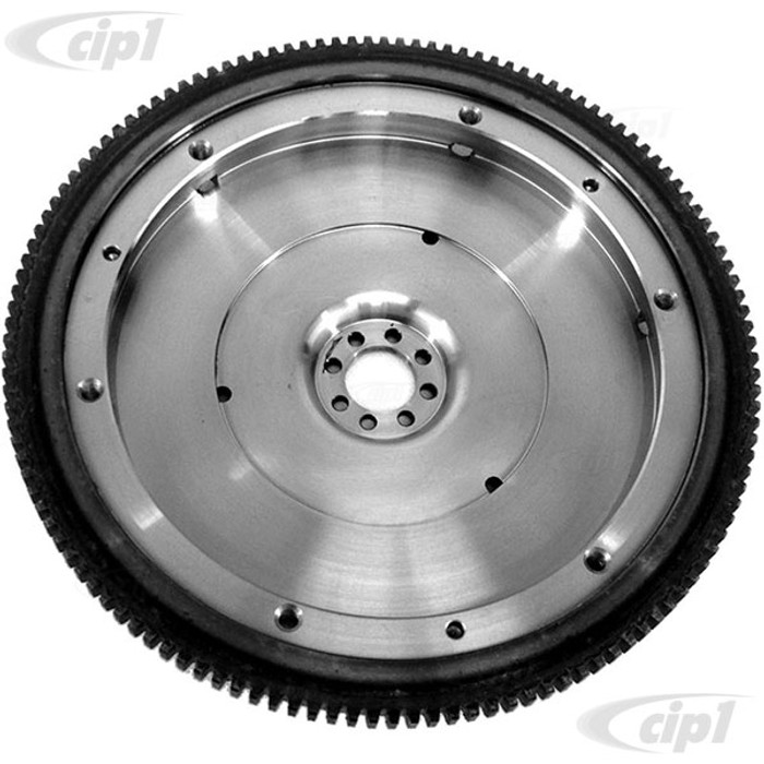 ACC-C20-5106 - LIGHT WEIGHT FORGED 4340 CHROMOLY FLYWHEEL FOR 356 ENGINES / 25-36HP VW ENGINES - CONVERSION FOR USE WITH ALL 200MM HP BEETLE STYLE CLUTCH COVERS - SOLD EACH