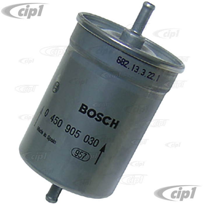 BOS-0-450-905-030 - (71028) GENUINE BOSCH - FUEL FILTER - VANAGON 80-91 - ALSO VARIOUS 80-93 WATERCOOLED MODELS - SOLD EACH