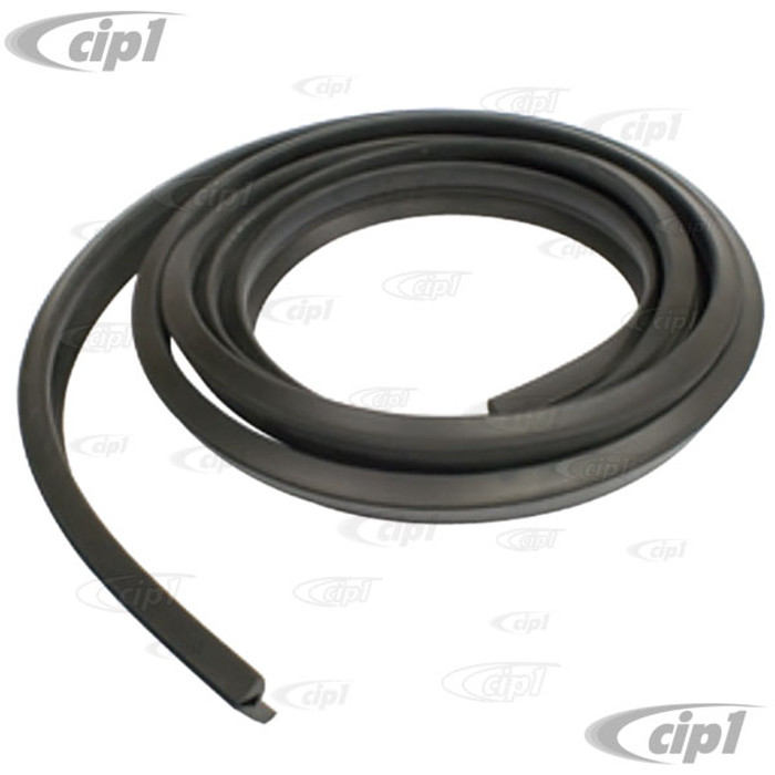 C12-6049-00 - BUGPACK - WINDSHIELD RUBBER FOR TUBE FRAME OFF-ROAD CHASSIS - 12 FEET LONG - SOLD EACH
