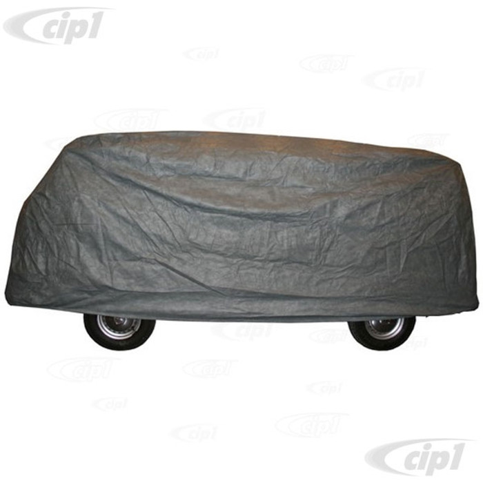 C13-15-6405 - DELUXE REVOLUTION - CUSTOM FITTED CAR COVER - WATER-RESISTANT - BUS 52-72 (NOT WESTFALIA) - SOLD EACH