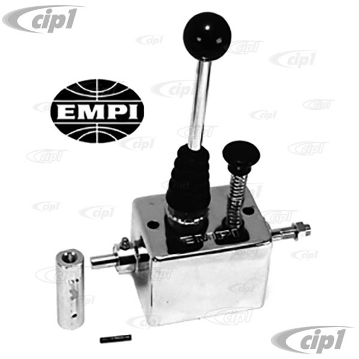 C13-16-2105 - EMPI BRAND - CHROME SUPER SHIFTER ONLY- SAND RAIL - CUSTOM STREET CARS - OFF-ROAD VEHICLES