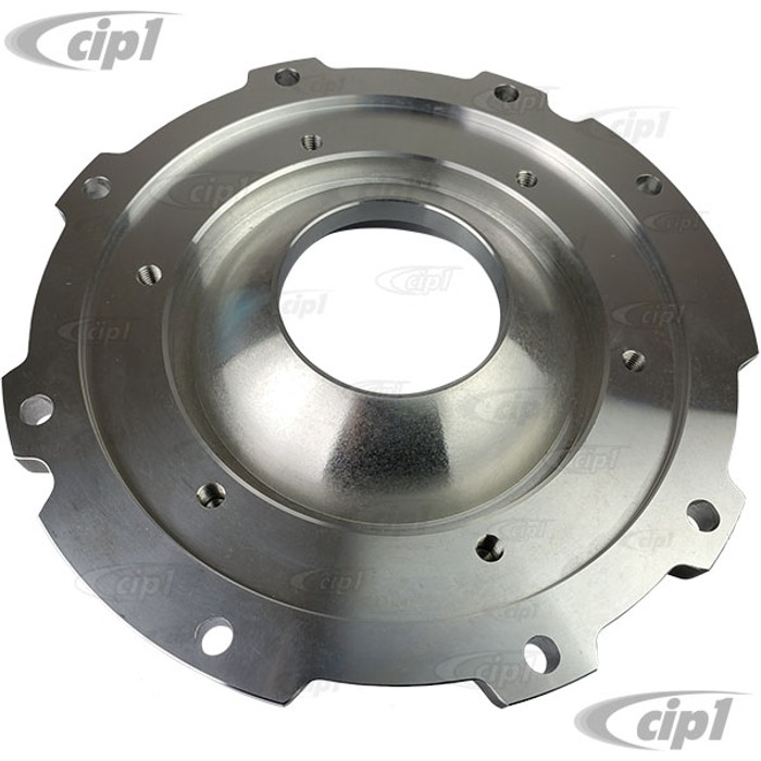 C13-16-9903 - EMPI (ACC-C10-4738) - HEAVY DUTY ALUMINUM ALLOY SIDE COVER FOR SWING AXLE TRANSMISSION - WITH BOWDEN TUBE BRACKET - SOLD EACH