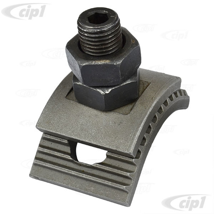 C13-16-9916 - WELD-IN FRONT BEAM ADJUSTER - BUS 55-79 - 2 REQUIRED TO MAKE YOUR STOCK BEAM ADJUSTABLE - SOLD EACH