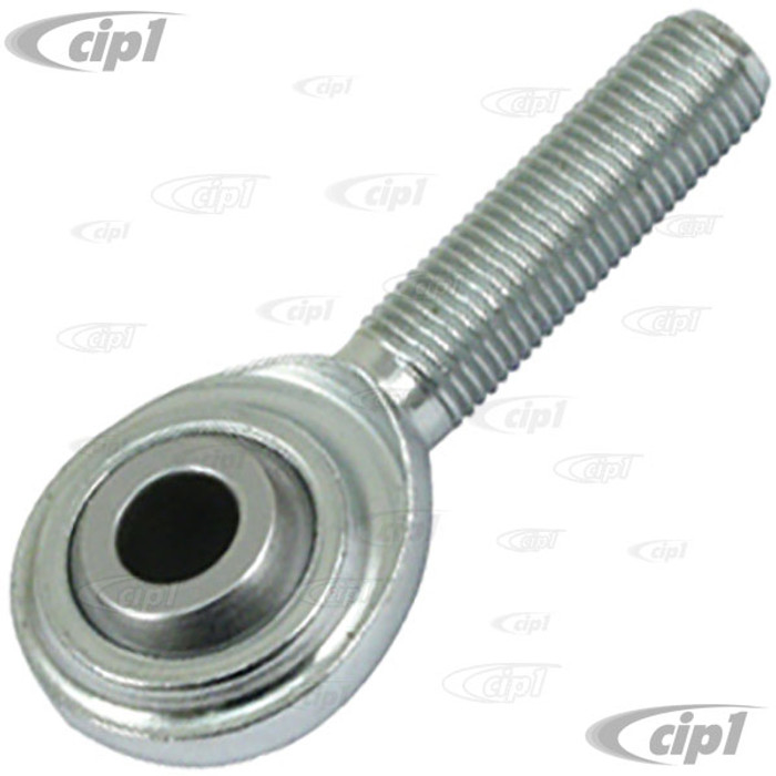 C13-17-2818 - EMPI - HEIM JOINT END - 3/8 INCH – 24 THREAD - 5/16 INCH BALL FOR SLAVE CYLINDER END