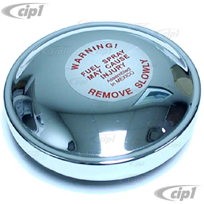 ACC-C10-2508 - REPLACEMENT GAS CAP FOR CUSTOM 16 GAL & OFF-ROAD ALUMINUM FUEL TANKS