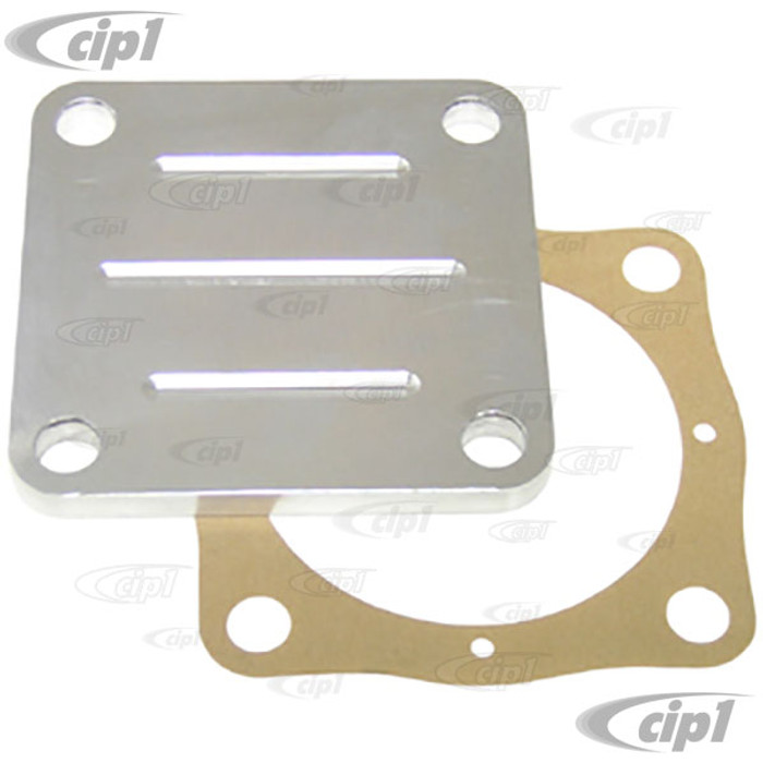 C13-31-2943 - BILLET 8MM OIL PUMP COVER - ALL 13-1600CC BEETLE STYLE ENGINES - SOLD EACH