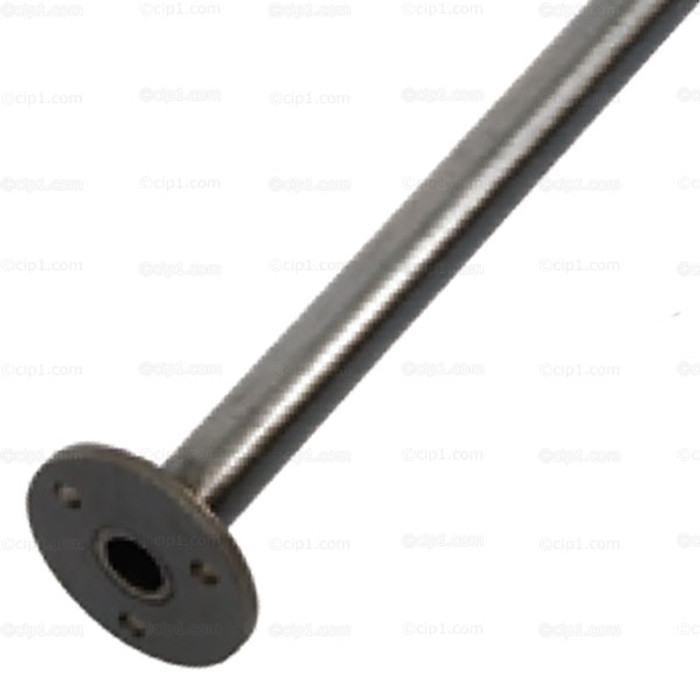 C13-3198 - EMPI - UNIVERSAL RAW STEEL STEERING SHAFT - O.D. 7/8 INCH - 60 INCHES LONG (CUT TO LENGTH) - SOLD EACH