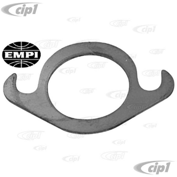 C13-3388 - EMPI BRAND -1-1/2 INCH I.D. COPPER SLIP-FLANGE EXHAUST GASKETS - PACK OF 4 - BEETLE STYLE ENGINES