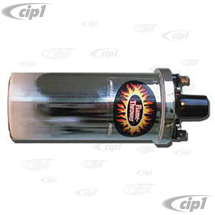 ACC-C10-5842 - PERTRONIX 40501 FLAME THROWER-1 CHROME COIL - 40,000 VOLT / 3.0 OHM - SOLD EACH