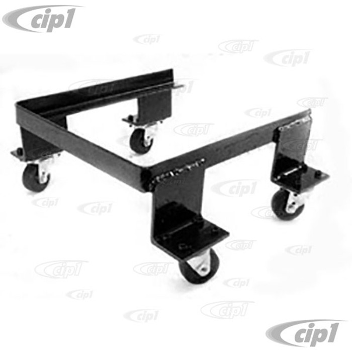 C13-5005 - HEAVY DUTY ROLLING ENGINE DOLLY - ALL BEETLE STYLE ENGINES