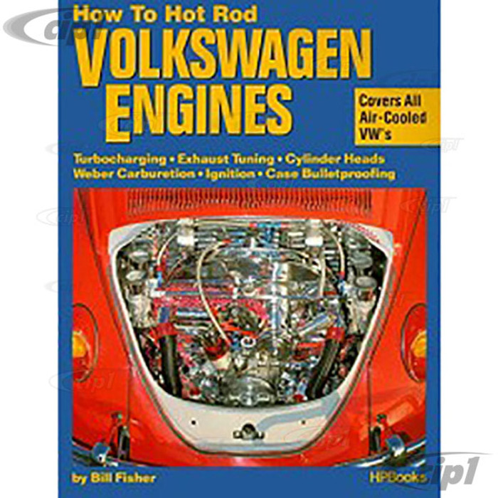 ACC-C10-9693 - HOW TO HOT ROD VW  ENGINES