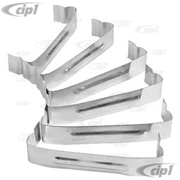 C13-8685 - REPLACEMENT WEBER AIR CLEANER CLIPS - 2 1/2 INCH - SET OF 6