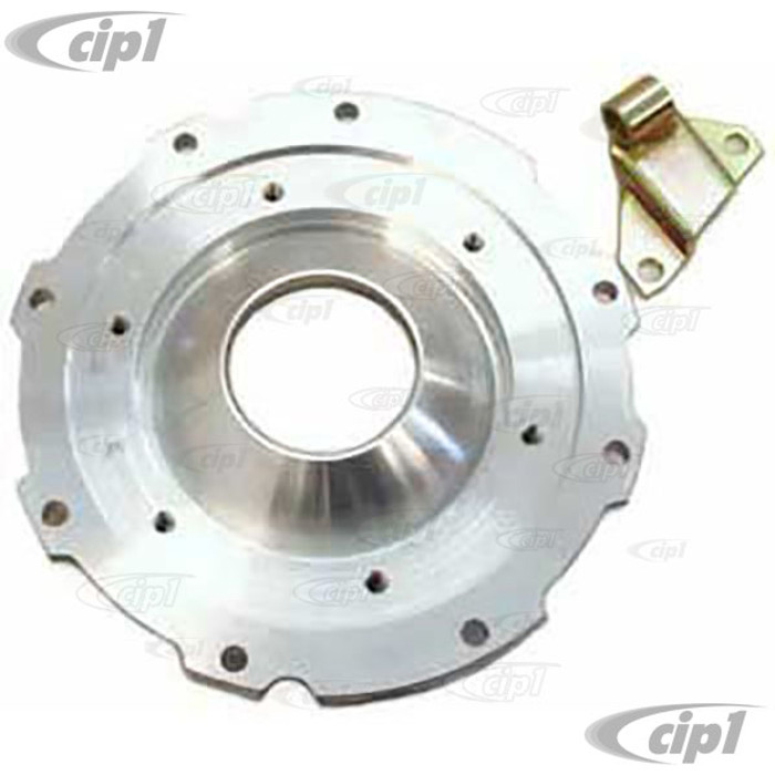 ACC-C10-4738 - (16-9903) HEAVY DUTY ALUMINUM ALLOY SIDE COVER FOR SWING AXLE TRANSMISSION - WITH BOWDEN TUBE BRACKET - SOLD EACH
