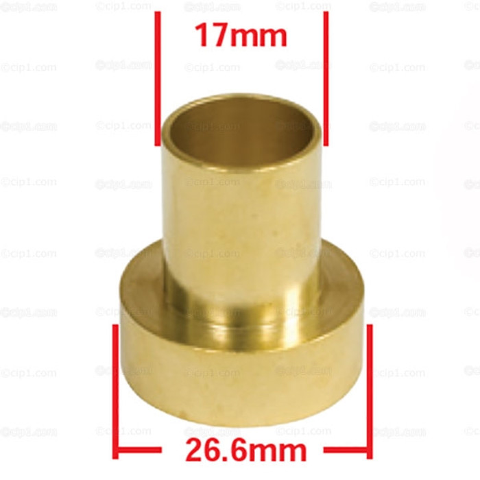 C13-98-3019-B - EMPI - NOSE CONE BUSHING AND SEAL HOLDER (USE VWC-001-301-227 SEAL NOT INCLUDED) - BEETLE/GHIA/TYPE-3 61-66 / BUS 61-66 - SOLD EACH