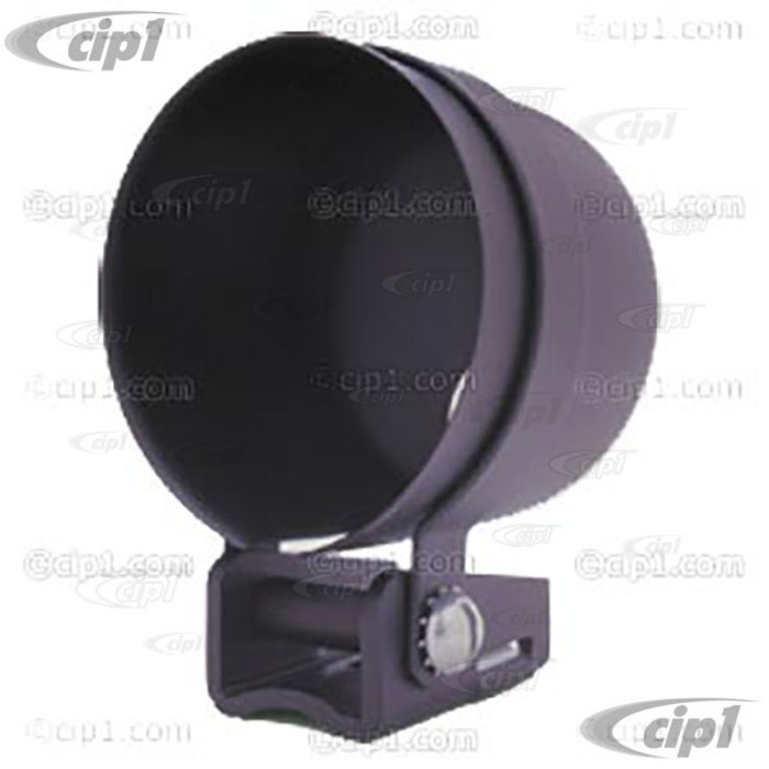 C14-3204 - AUTOMETER - MOUNT - 2-5/8 IN. (66.5MM) MOUNTING CUP TEMP GA BLACK - ALL SALES FINAL - NO RETURNS