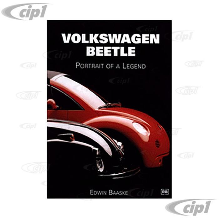 ACC-C10-9656 - (GVBE) - VW BEETLE PORTRAIT OF A LEGEND - SOLD EACHACC-C10-GVM1 - VOLKSWAGEN MODEL DOCUMENTATION - FOR BEETLE / GHIA /TYPE-3 / BUS / VANAGON / TYPE-4 - SOLD EACH