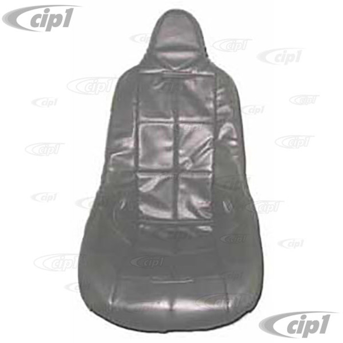 ACC-C10-2271 - POLY HIGH BACK BUCKET SEAT COVER BLACK EACH