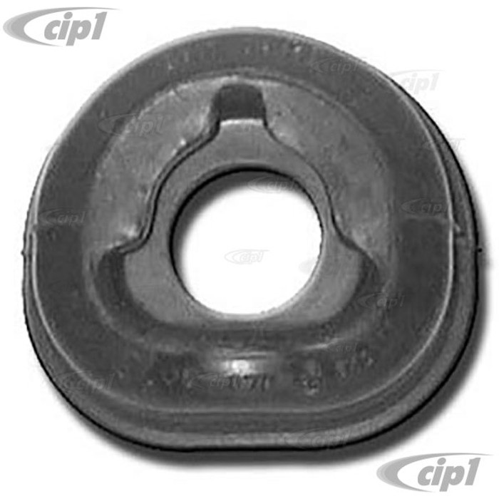 C16-111-289B - (111-301-289-B 111301289B) - RUBBER BOOT - TRANSMISSION NOSE CONE TO CHASSIS - BEETLE / GHIA 61-79  / TYPE-3 61-74 / THING 73-74 - SOLD EACH