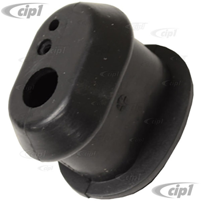 C16-113-293D - (113-701-293-C 113701293C) - CLUTCH / THROTTLE TUBE TO CHASSIS BOOT - BEETLE 58-71 / GHIA 56-71 / TYPE-3 61-71 / THING 73-74 - SOLD EACH