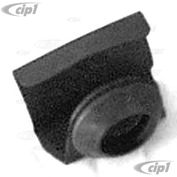 C16-131-135 - (141-201-127A 141201127 A) - FLAP SEAL FOR GAS FILLER GHIA 68-74 - SOLD EACH