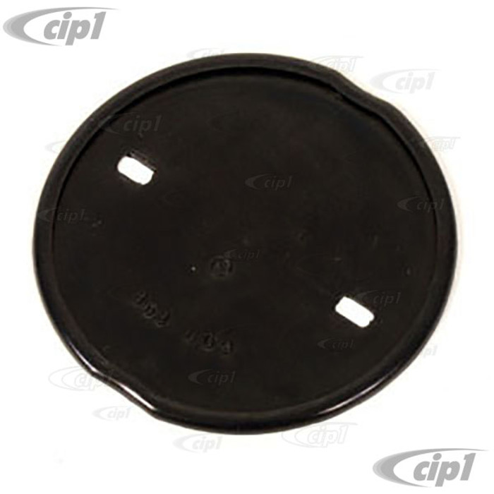 C16-141-609 - (141-853-609 141853609) - SEAL FOR VW NOSE EMBLEM - GHIA 56-74 - SOLD EACH