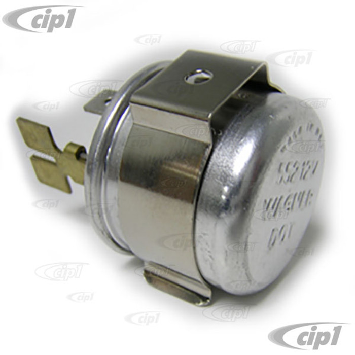 C16-W-2012 - FLASHER RELAY 12 VOLT 2 OR 3 PRONG - BEETLE 1966 / GHIA 1966