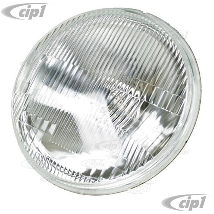 ACC-C10-7590 - EMPI 00-9311-0 PAIR OF 7 INCH HALOGEN HEADLIGHT BULBS - WITH 12-VOLT H4 55/60 WATT REPLACEABLE BULBS - SOLD PAIR