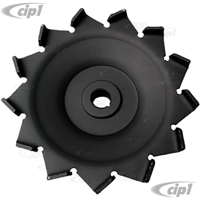 C24-040-903-109 - ALTERNATOR / GENERATOR PULLEY WITH COOLING FAN - BEETLE 67-79 / GHIA 67-74 / BUS 67-71 / THING 73-74 - SOLD EACH