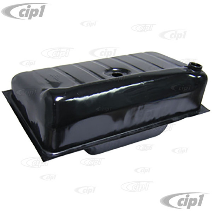 ACC-C10-2510 - (113201075 113-201-075 EMPI 95-2004-B) 12.5 GALLON GAS TANK (UNDER HOOD FILLER STYLE) - STANDARD BEETLE 61-77 / GHIA 61-74 / VW THING 73-74  - SOLD EACH