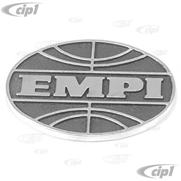 ACC-C10-3352 - EMPI GLOBE BADGE