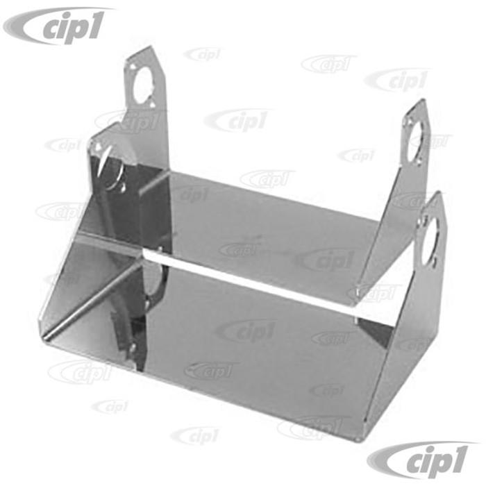 C26-119-502 - CHROME  PUSH ROD TUBE PROTECTORS L/R PAIR 1600CC STYLE ENGINES