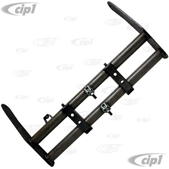 C26-401-017-2 - 2 INCH NARROWED KING-LINKPIN ADJUSTABLE FRONT BEAM - BEETLE/GHIA 46-65 - (A60)