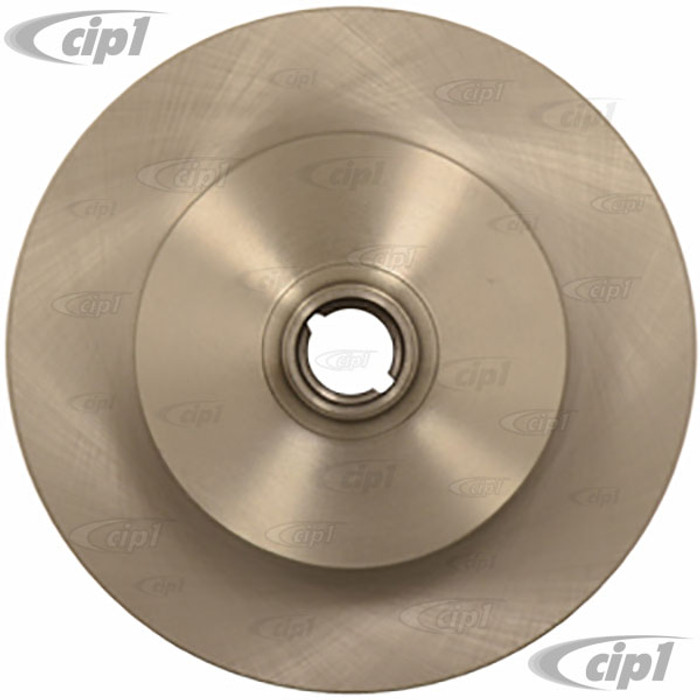 C26-407-075-113N - BLANK FRONT DISC BRAKE ROTOR - STD BEETLE 66-77 GHIA 66-74 TYPE 3 66-2/71 - MOST COMMON DISC BRAKE CONVERSIONS - UN-DRILLED - MACHINING REQUIRED - SOLD EACH - (A20)
