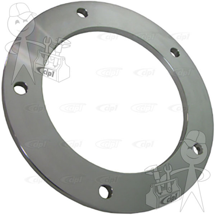 C26-603-100 - 5-LUG 205MM ALUMINUM WHEEL SPACER - 3/8 INCH THICK - SOLD EACH