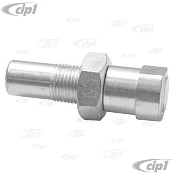 ACC-C10-2660 - (16-2070) EARLY STYLE SHIFT ROD ADJUSTER END - FOR MAKING CUSTOM LENGTH SHIFT ROD WITH EARLY STYLE COUPLER - BEETLE/GHIA TO 1964 - SOLD EACH