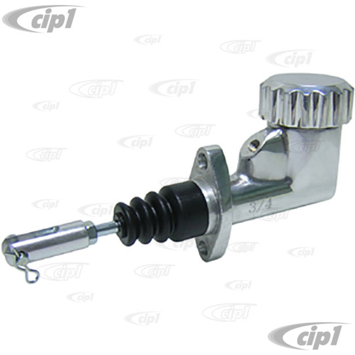 C26-799-511P - REPLACEMENT 3/4 INCH MASTER CYLINDER - POLISHED
