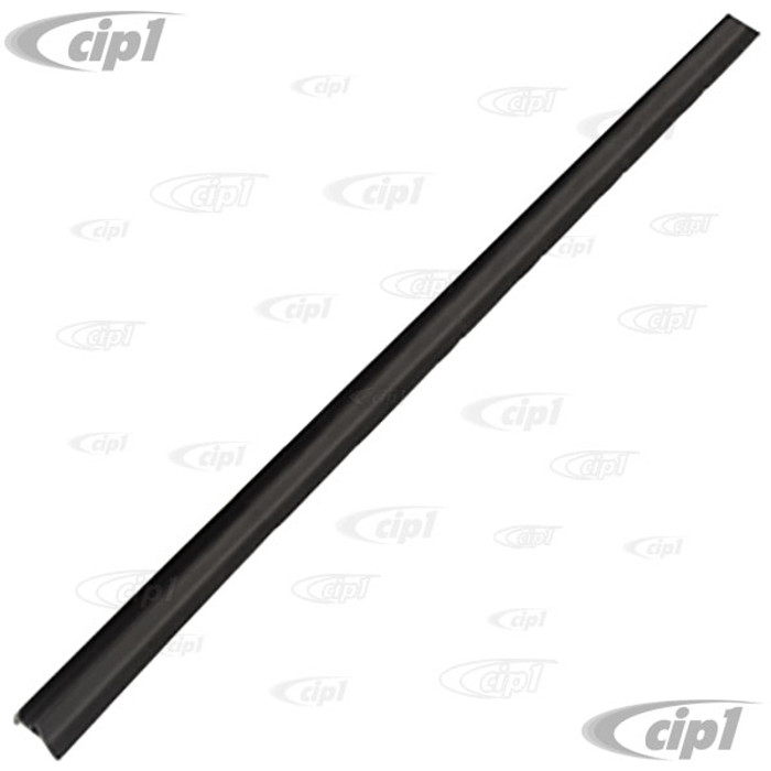 C26-845-020HS - REPLACEMENT LOWER SEAL FOR MANX STYLE BUGGY WINDSHIELD - FITS BETWEEN WINDSHIELD FRAME AND BODY (CUT TO FIT) - SOLD EACH