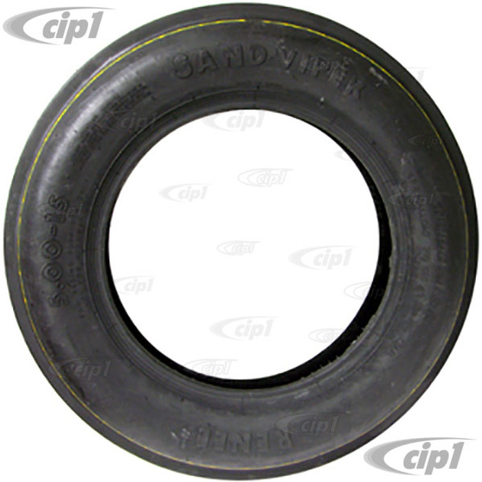 C26-SV500D - 5.00X15 DRAGON BACK FRONT STEERING TIRE - SOLD EACH - (A25)