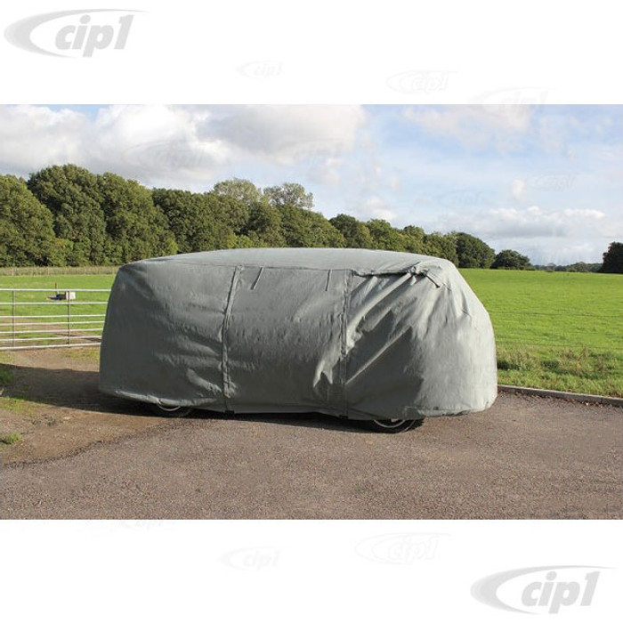 C27-15-6405-2 - LUXURY BREATHABLE 3 LAYER CUSTOM FITTED CAR COVER (IMPORTED FROM EUROPE) - ALL BUS / WESTFALIA CAMPER 50-79 - SOLD EACH