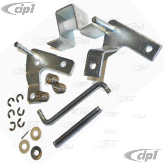 C27-9901 - ACCELERATOR CABLE LINKAGE REPAIR KIT - BUS 68-72