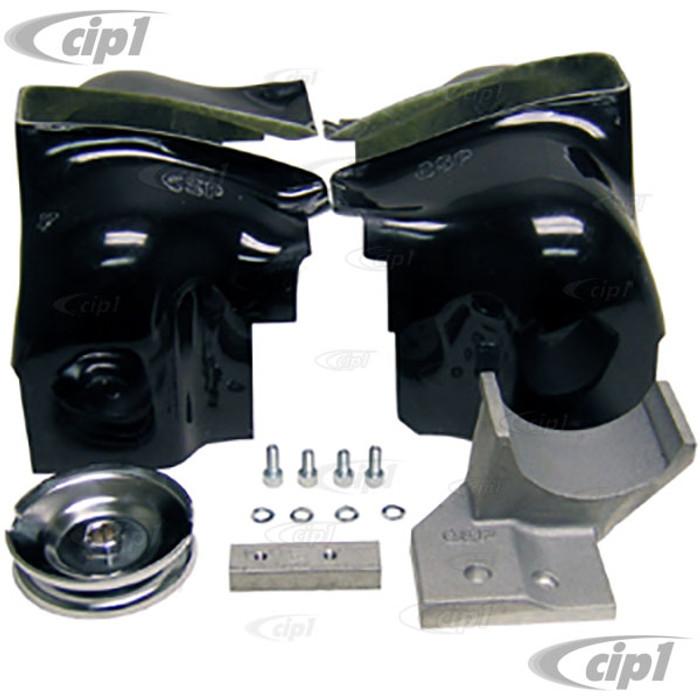 C31-198-230-400 - 17-2000CC BUS / TYPE-4 ENGINE UPRIGHT SHROUD KIT  - (A40)