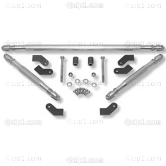 C31-301-255-160 - CSP MADE IN GERMANY - BEETLE/GHIA 46-60 TORQUE BAR KIT -(A40)