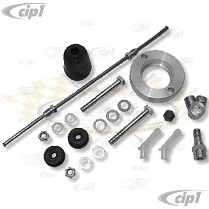 C31-611-017-111 - 20.6MM MASTER CYLINDER MOUNTING KIT - TO FIT C31-611-015-000 TO STANDARD BEETLE/GHIA/THING