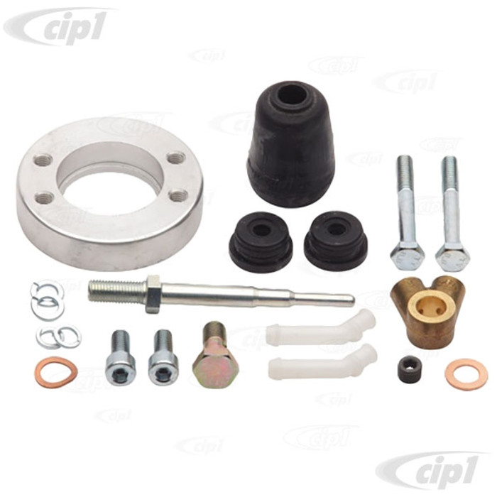 C31-611-017-133 - 20.6MM MASTER CYLINDER MOUNTING KIT - TO FIT C31-611-016-000 TO 71-74 SUPER BEETLE