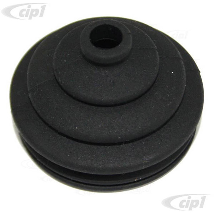 C33-S00867 - (211721621 - 211-721-621) - GERMAN QUALITY FROM C&C U.K. - ACCELERATOR PUSH ROD TO FLOOR SEAL - BUS 3/50-2/72 - SOLD EACH